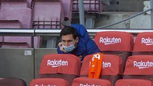 La bomba de Messi: suplència i doblet