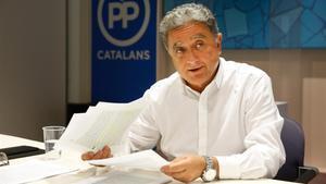 El exdelegado del Gobierno en Catalunya Enric Millo.