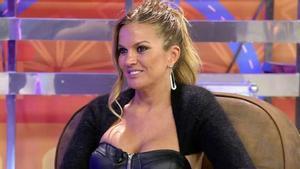 Marta López en 'Sálvame'