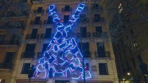 Santa Eulalia repassa 175 anys de trajectòria en la moda amb una rua artística