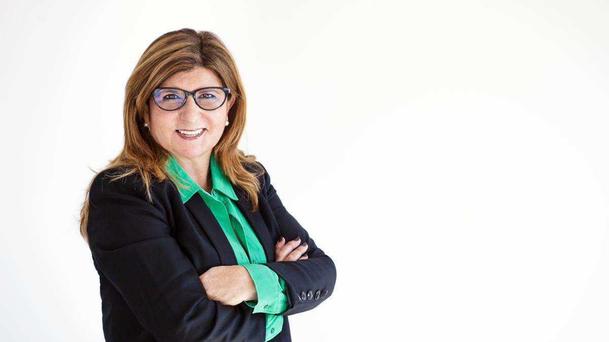 Marisa Camacho, fundadora y consejera delegada de Tipsa.
