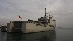 Un vaixell espanyol neutralitza un balener pirata a les costes de Somàlia