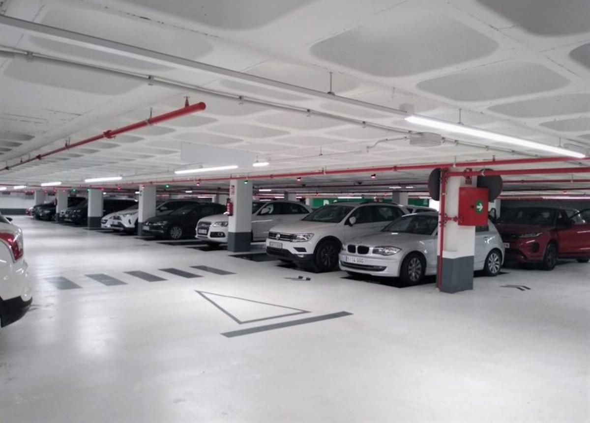 Mataró ofereix descomptes als aparcaments municipals fins al 31 de gener
