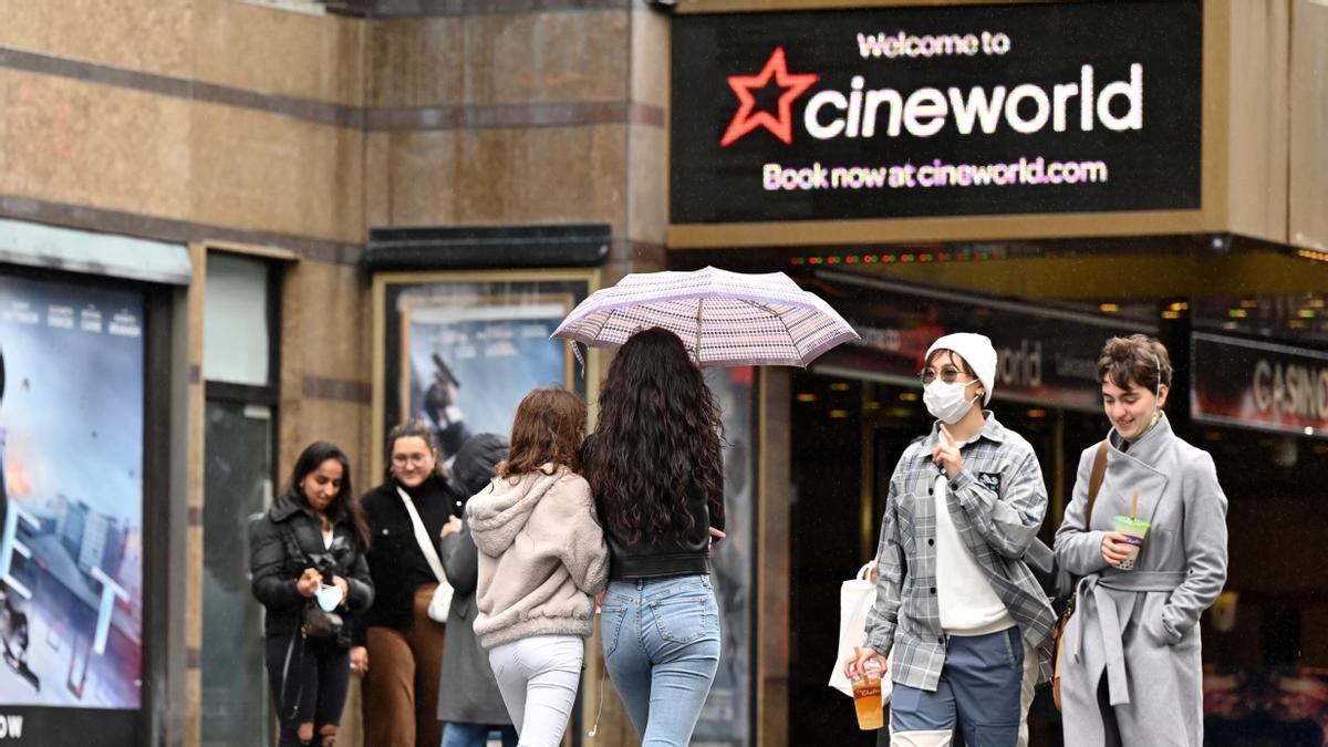 Les sales de cine a Itàlia, França i la Gran Bretanya toquen fons
