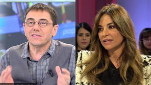 """Juan Carlos Monedero dice que Mariló Montero tiene """"pocas luces"""" por su crítica al pin antifascista de Pablo Iglesias"""