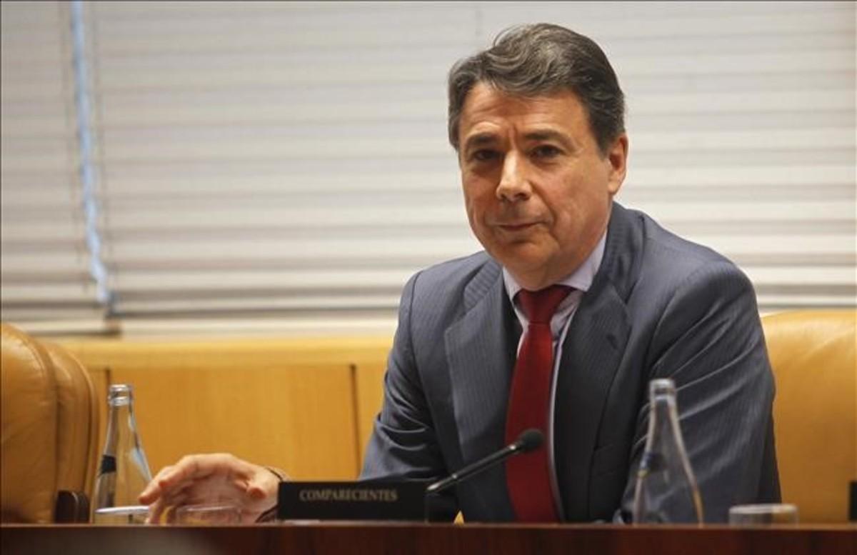 El expresidente de la Comunidad de MadridIgnacio González
