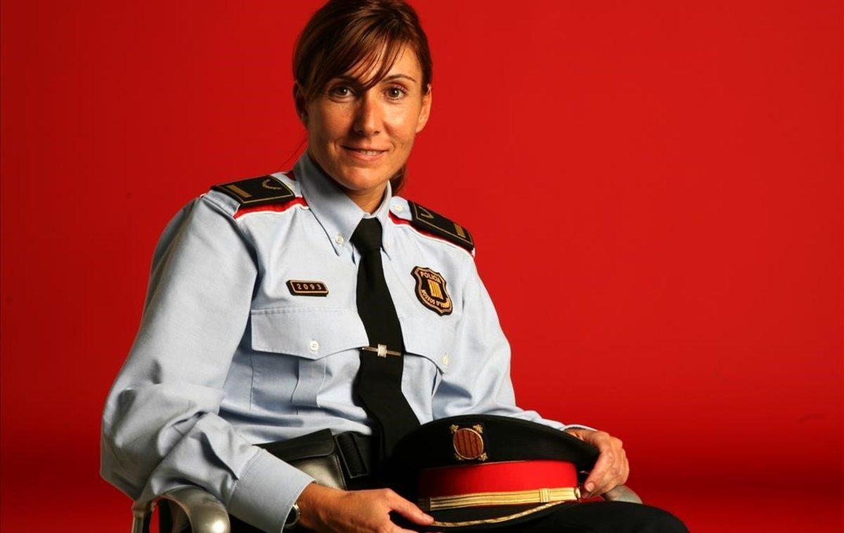 La comisaria Cristina Manresa.