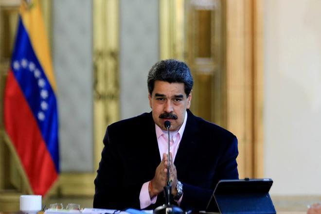 """Maduro dice estar """"listo"""" para negociar con la oposición en México"""