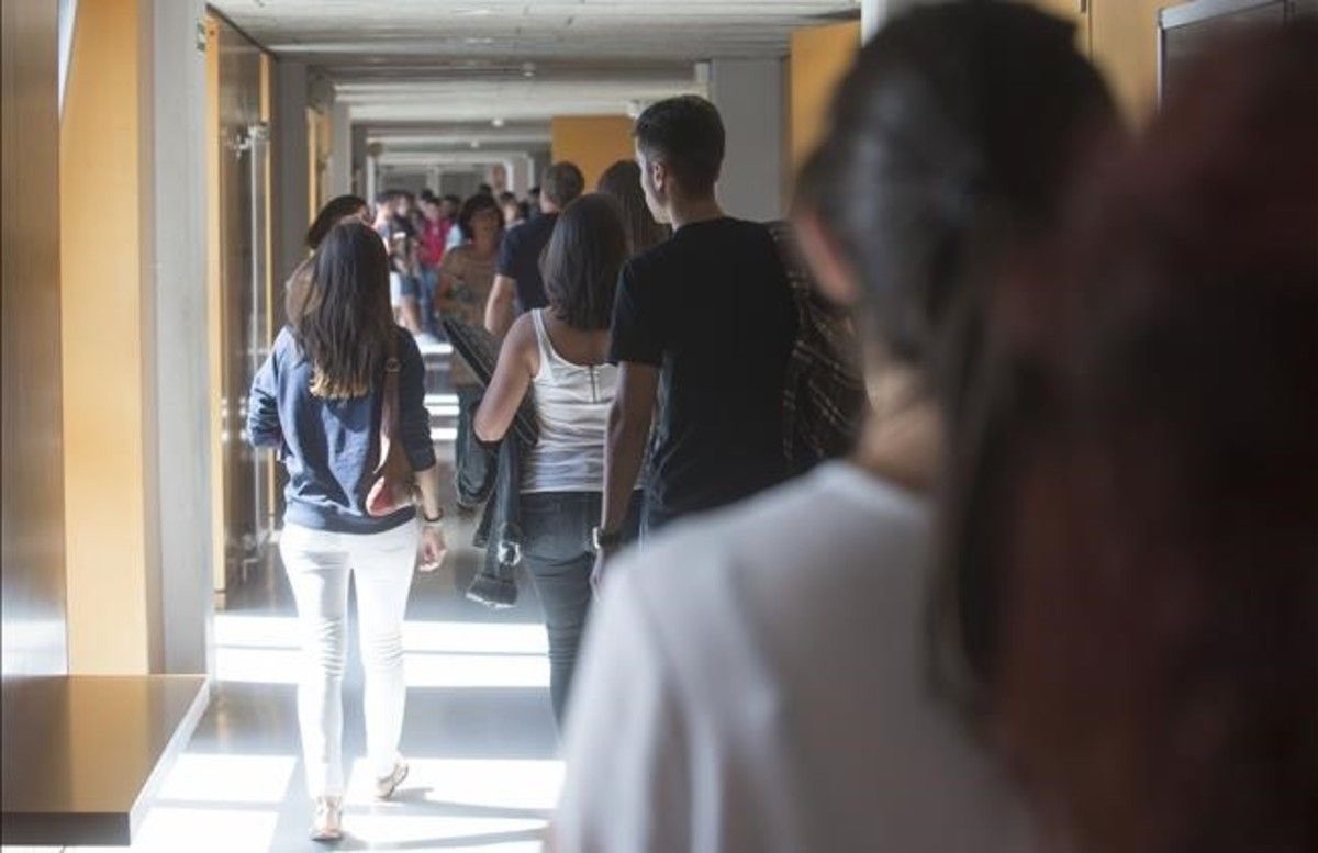 Gesta universitària a Tarragona