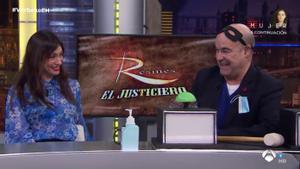 Natalia Verbeke y Antonio Resines