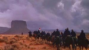 Fotograma de 'La legión invencible', de John Huston.