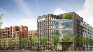Hederson Park i Hines venen la seu al 22@ de la Toulouse Business School