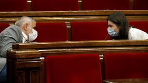El relleu de Roldán per Carrizosa reobre el pols intern a Ciutadans
