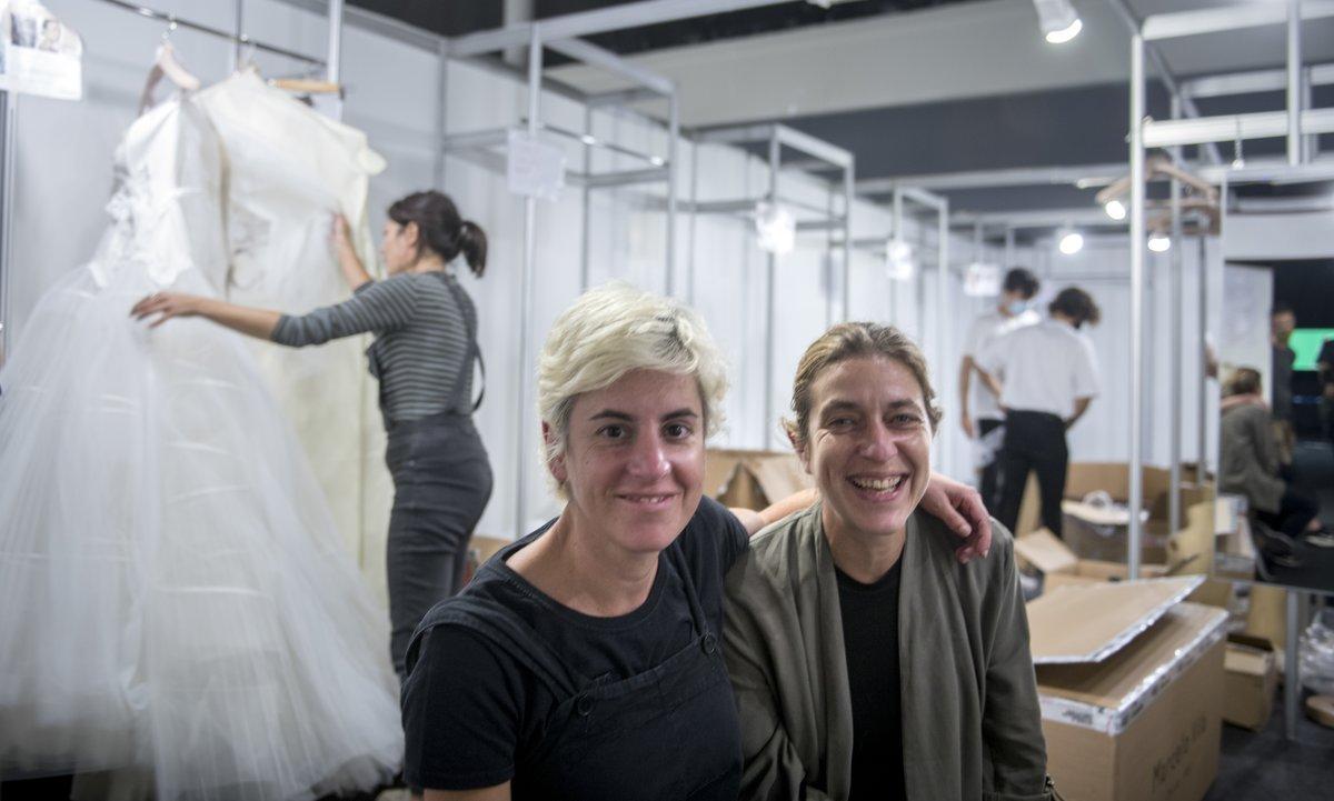 «Els vestits de núvia seran més suportables»