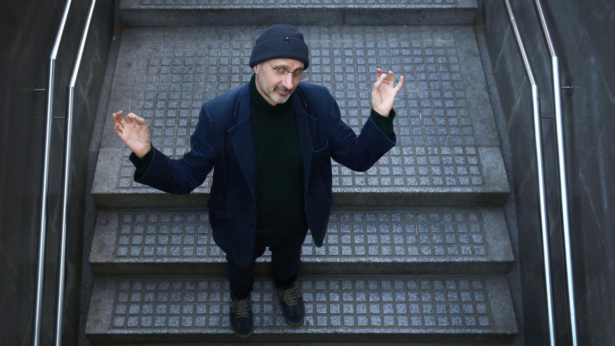 BARCELONA 09/03/2020 ICULT Entrevista al musico de jazz Jordi Rossy  Foto: ELISENDA PONS