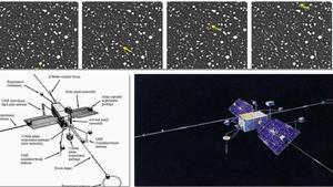 Una relíquia espacial torna a la Terra després de mig segle en òrbita