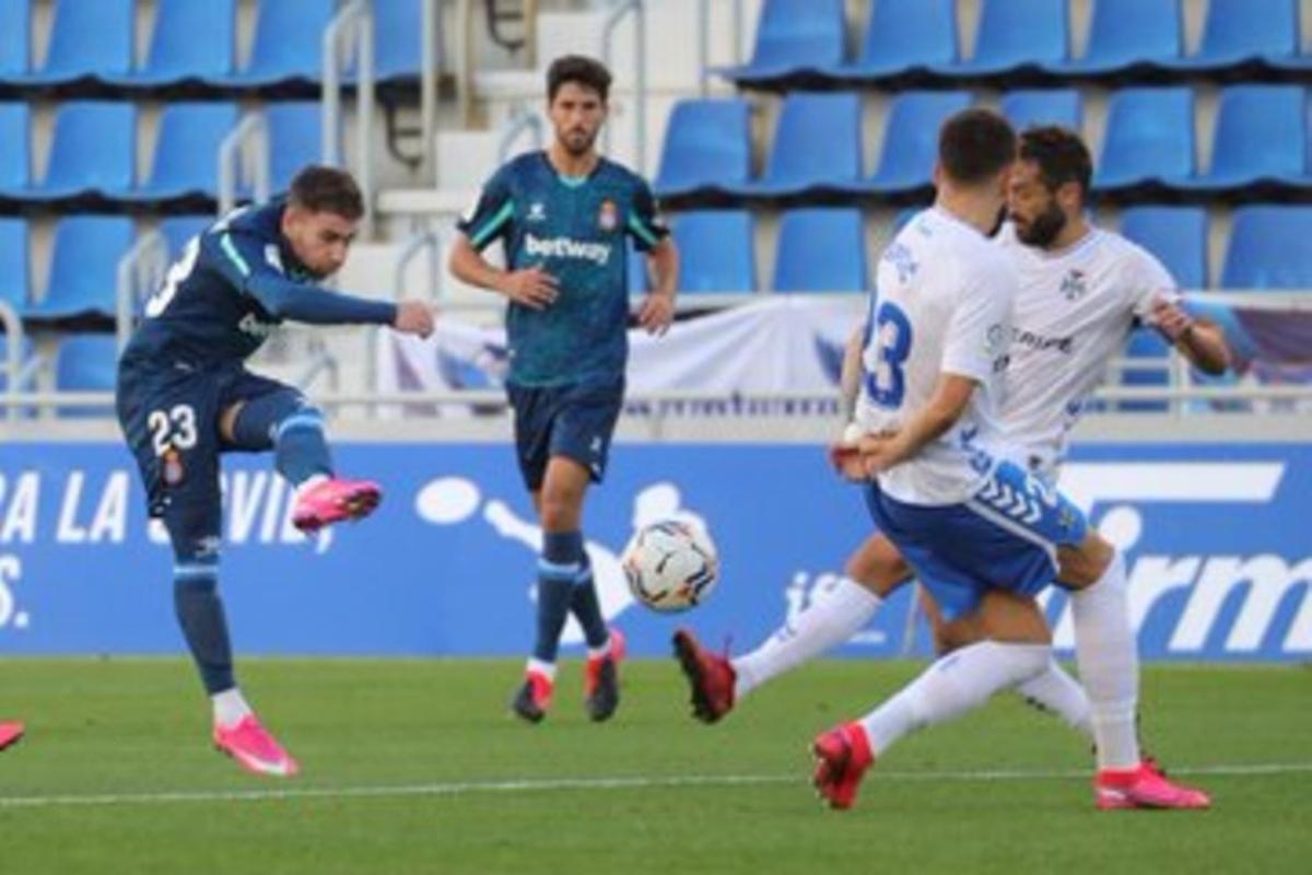Un Espanyol sense gràcia empata a Tenerife i continua líder