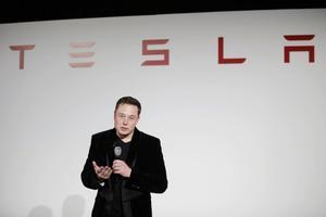 Elon Musk, en una foto de archivo.