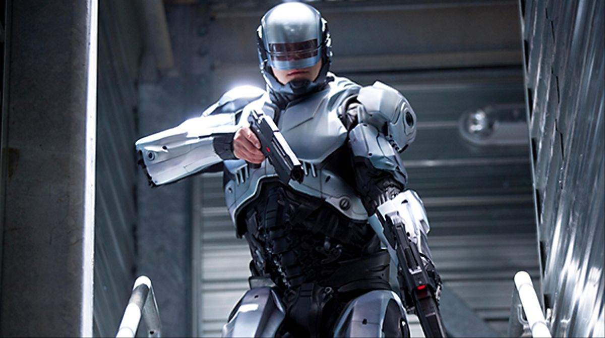 Estreno de la semana - Robocop