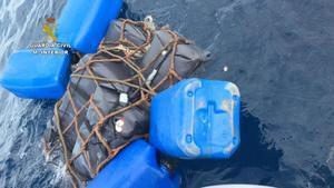 Hallados 145 kilos de cocaína flotando entre Ibiza y Formentera