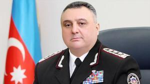 Eldar Mahmudov, destituido como jefe de Seguridad Nacional de Azerbaiyán por corrupción en el 2015.