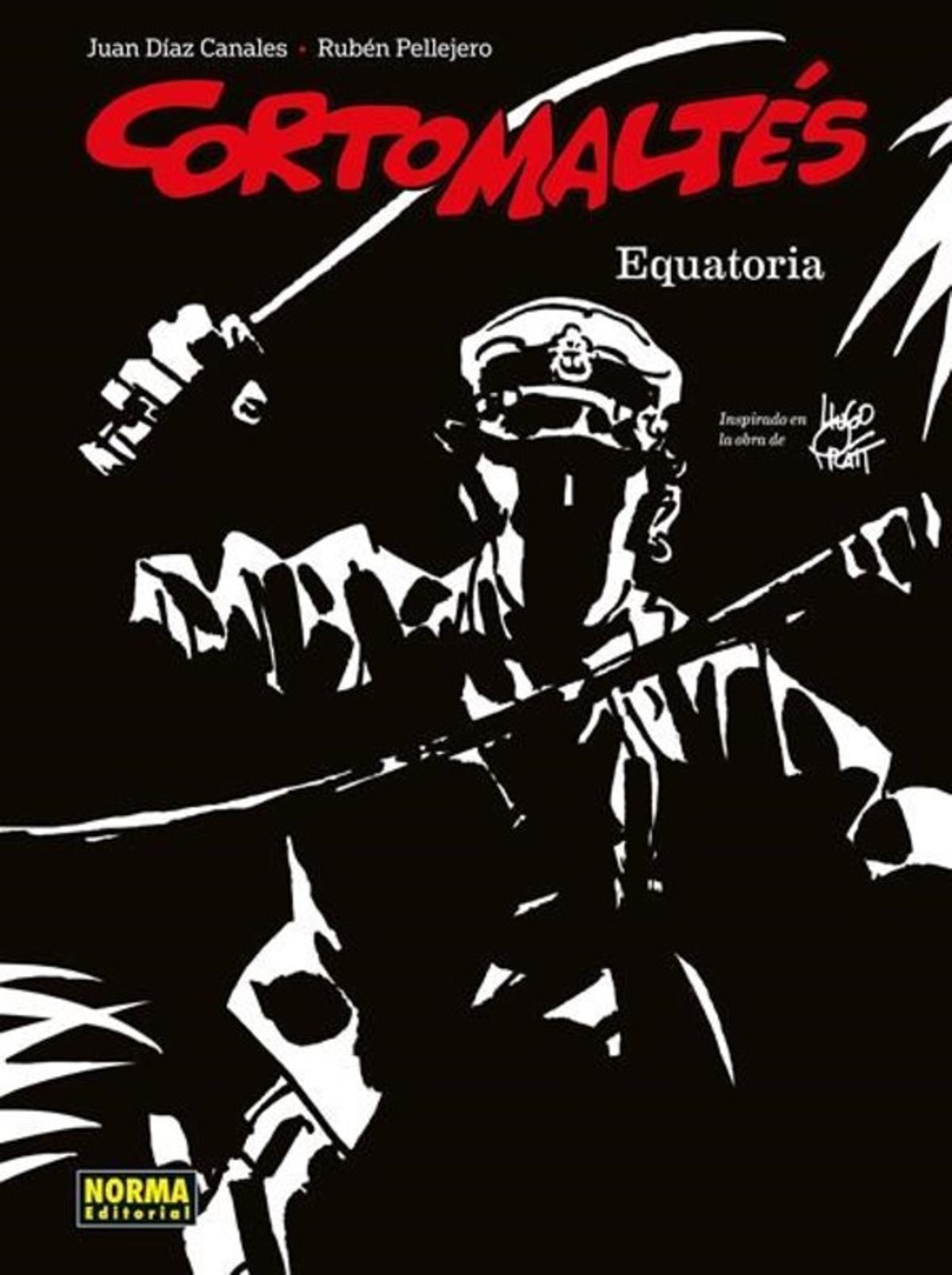 Corto Maltés viaja a la Equatoria esclavista