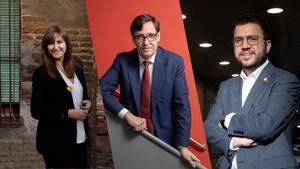Los tres posibles escenarios después de las elecciones catalanas
