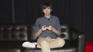 El fundador de Tumblr, David Karp.