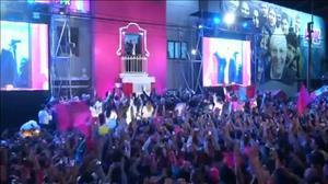 El candidato Kuczynski encabeza los resultados de las elecciones presidenciales en Perú.