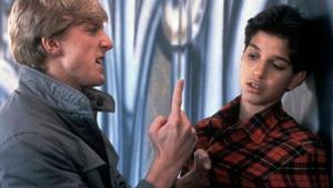 Imagen de 'Karate Kid', con Daniel LaRusso víctima de 'bullying' ya en la década de los años 80.