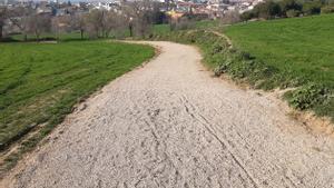 Uno de los caminos en los que se ha actuado