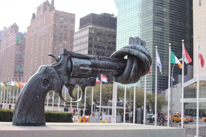 18 estados de EEUU instan a la Justicia a restringir la venta de armas
