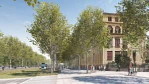 ERC demana a Colau que retiri el debat del tramvia del pròxim ple i s'obre a negociar