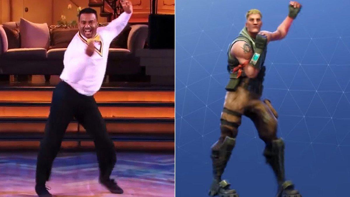 Desde principios de año 'Fortnite' permite que sus jugadores puedan adquirir el baile de Carlton en 'El príncipe de Bel Air'.
