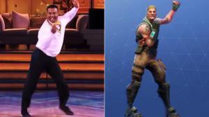 Alfonso Ribeiro, Carlton a 'El príncep de Bel Air', demanda Fortnite per copiar el seu ball
