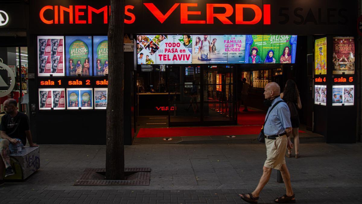 Ganas caninas de ir al Verdi