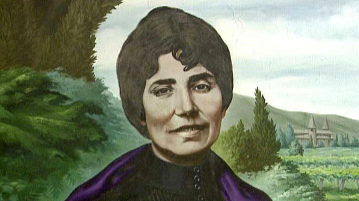 Rosalía de Castro.