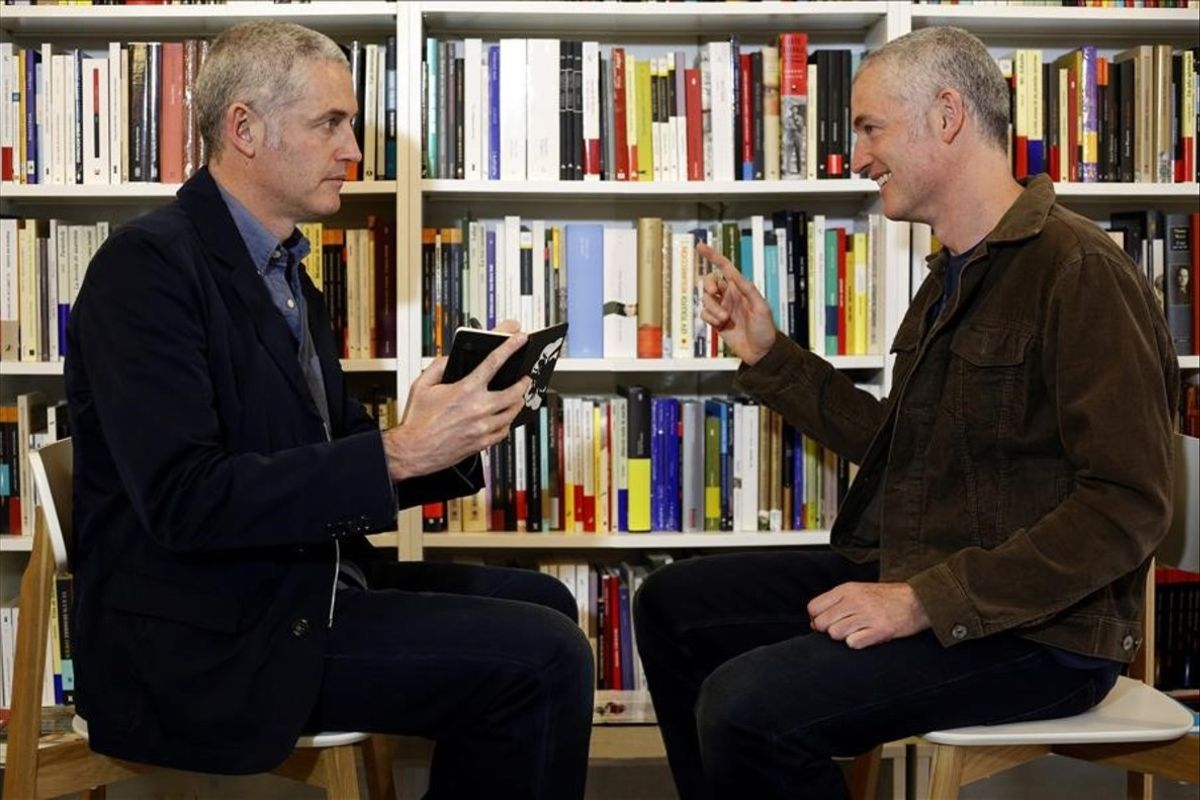José Ángel Mañas entrevista a José Ángel Mañas