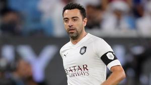 Xavi, nou tècnic de l'Al-Sadd de Qatar