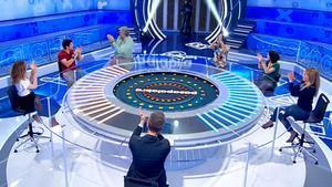Así fue el exitoso estreno de 'Pasapalabra' en Antena 3: despunta con el rosco y logra efecto arrastre a Vallés