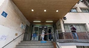 Una imagen del CAP Lluís Millet de Esplugues de Llobregat.