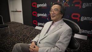 Toru Iwatani.