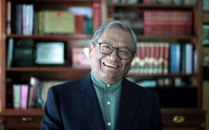 El cantautor mexicano Armando Manzanero, en una foto de archivo