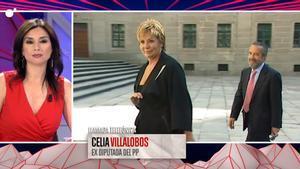 Celia Villalobos y Adriana Lastra también apoyan a Marta Flich tras el ataque de Eduardo Inda