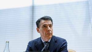 El expresidente de la Comunidad de Madrid Ignacio Gonzalez.