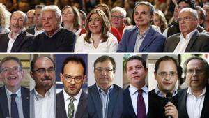Los grandes derrotados de la victoria de Pedro Sánchez en las primarias del PSOE