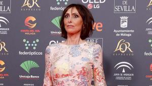 La actriz María Barranco.