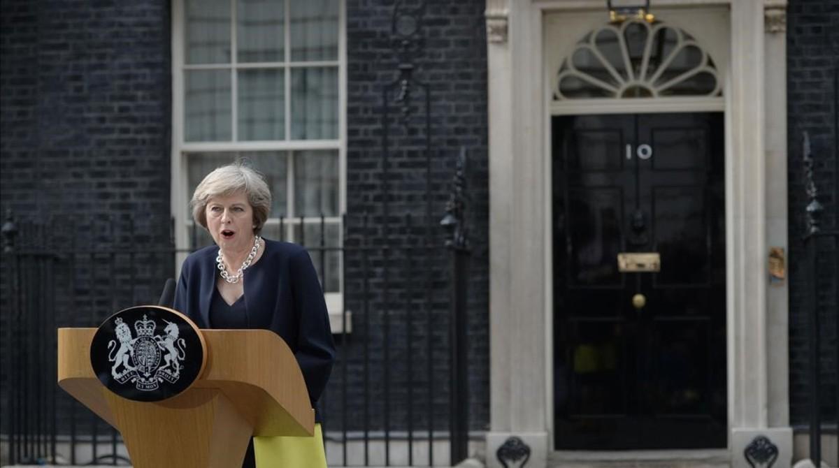 May nomena un Govern ultraconservador amb Boris Johnson a Exteriors
