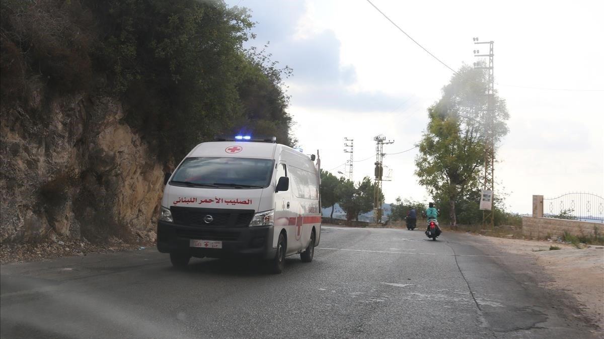 Un dipòsit d'armes de Hezbol·là explota al sud del Líban