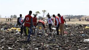 Un català i una gallega, entre els morts en l'accident d'Ethiopian Airlines